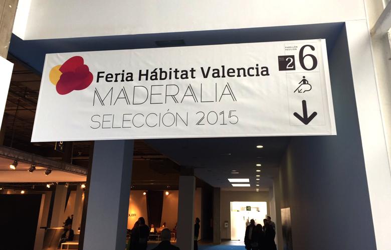 Maderalia 2015 y paneldecubierta.com.