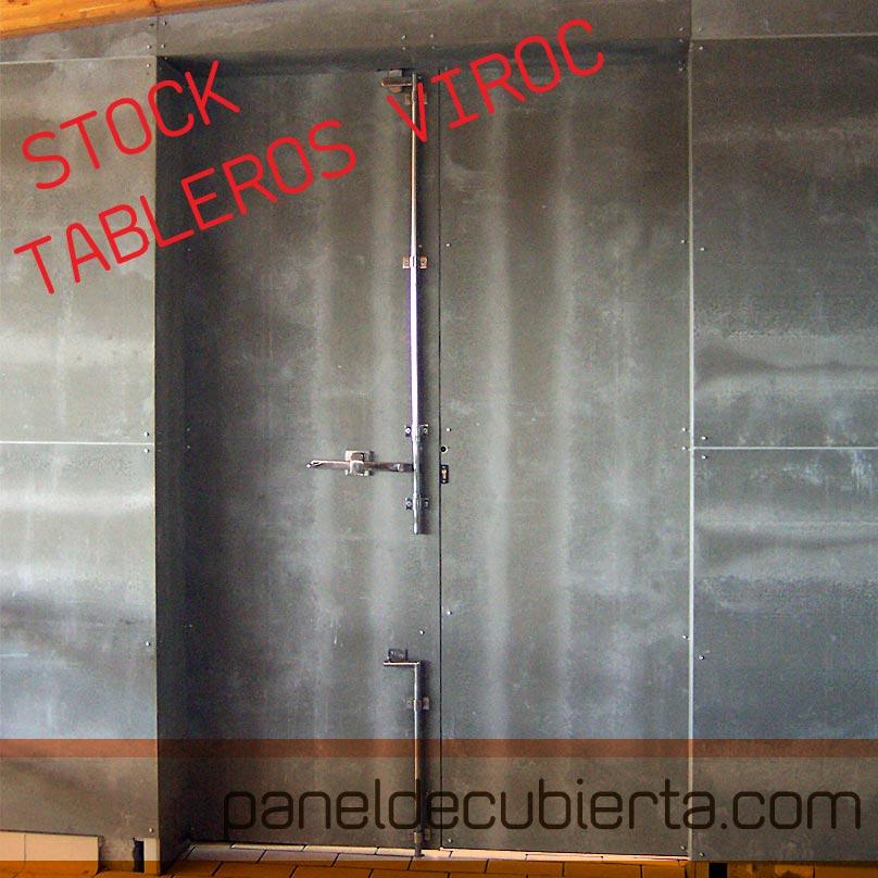 Tablero viroc oferta cemento madera 2 40 x 0 55 m - Tablero aglomerado precio ...