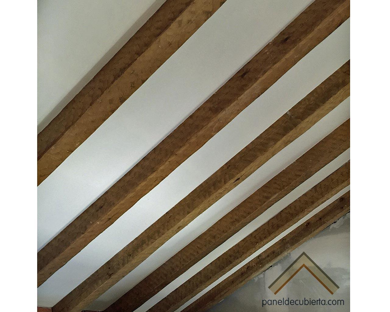 Paneles de madera para tejados y cubiertas - Cubiertas de madera para tejados ...
