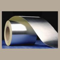 Cinta autoadhesiva impermeable tapajuntas de aluminio.