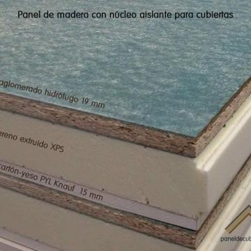 Actualidad paneles de madera para tejados y cubiertas - Tablero aglomerado hidrofugo ...