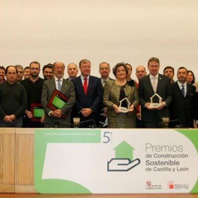 V Premios de Construcción Sostenible Junta de Castilla y León 2015