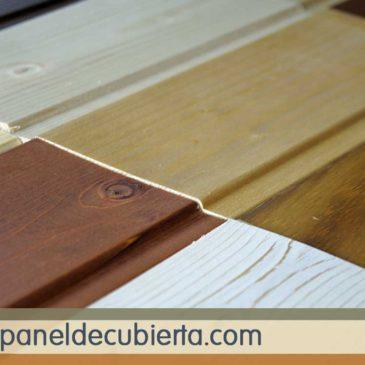 panel en madera Madrid