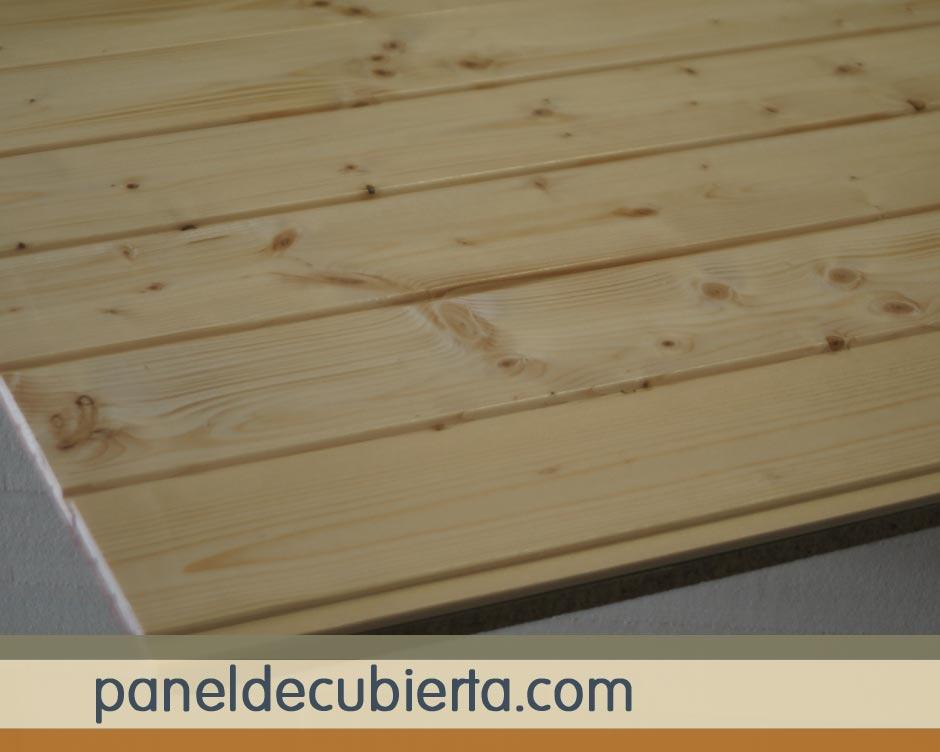 Ligero y decorativo panel entreplanta Madrid.