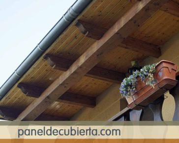 Panel de madera Madrid.