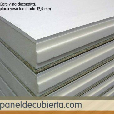 Panel sandwich knauf Madrid