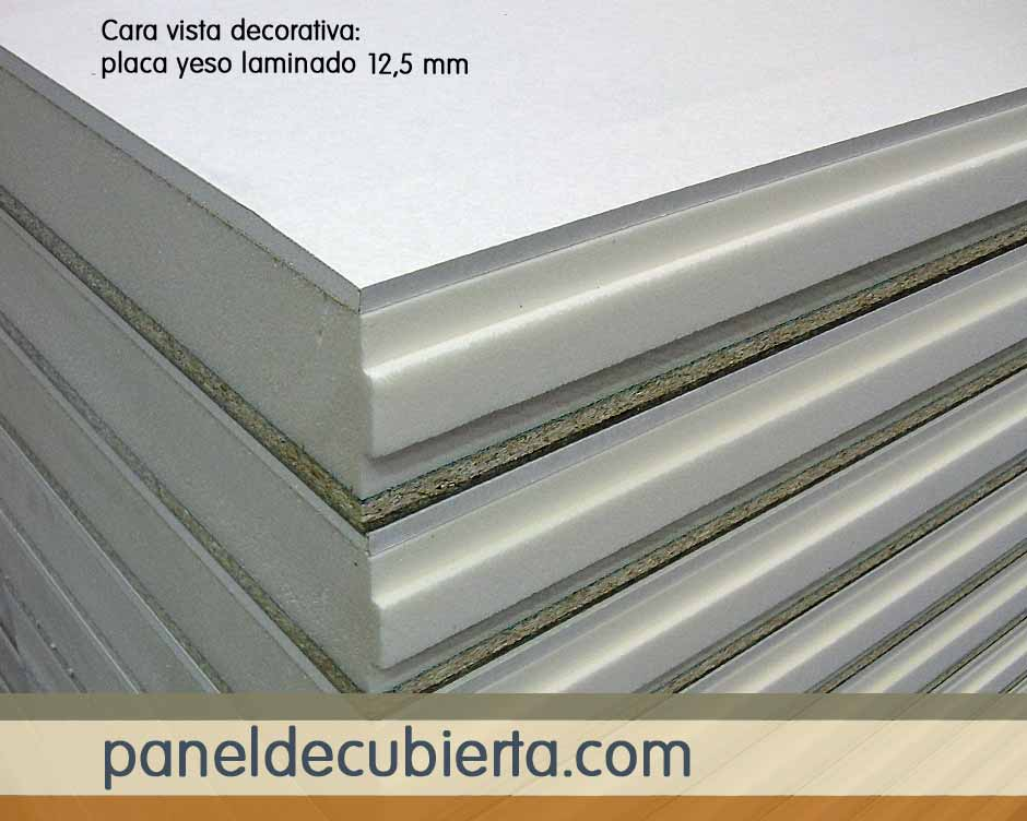 Panel sandwich knauf Madrid.