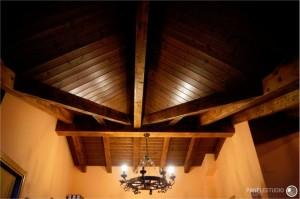 Paneles de Madera para Cubierta con Aislamientos Naturales.