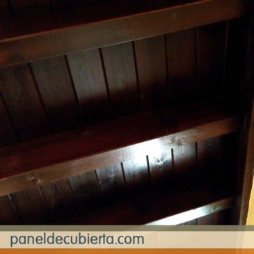 Precio panel madera.