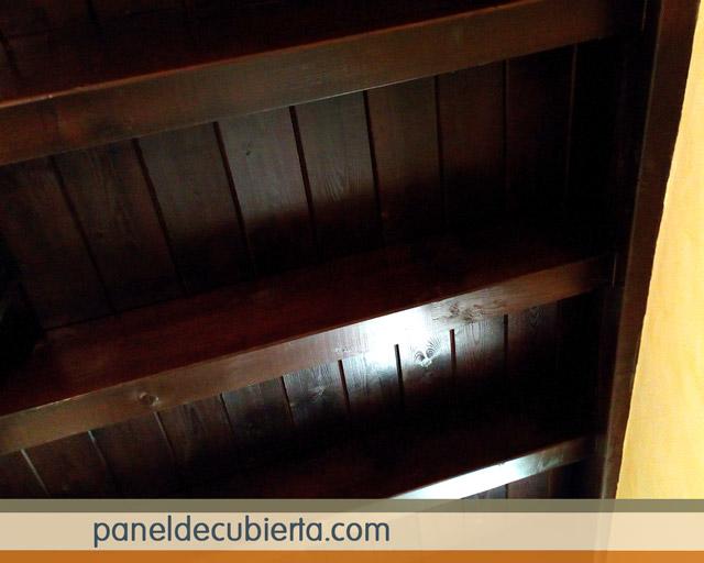 Tejados de madera precios finest with tejados de madera - Precio onduline bajo teja ...