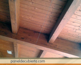 Como son los paneles de corcho como núcleo aislante de los paneles de madera. Sevilla paneles madera.