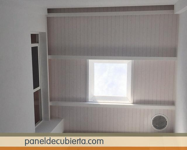 Madera panel para tejados y cubiertas - Material para tejados ...