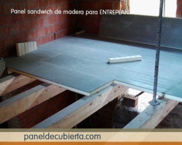 Panel entreplanta aislamiento.